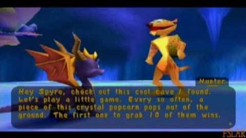 Spyro 2 Ripto's Rage! - 100% - Magma Cone Part 1