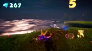 Spyro RT Hurricos Ocean