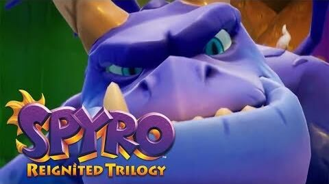 Spyro Reignited Trilogy - Crush Boss Highlight