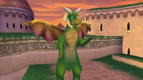 Spyro the Dragon -03- Town Square