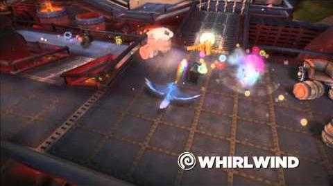 Skylanders Spyro's Adventure - Whirlwind (Twists of Fury) 2