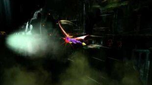 The Legend of Spyro-Прохождение Руин Варфанга-2