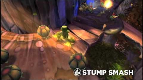 Skylanders Spyro's Adventure - Stump Smash Trailer (Drop the Hammer)