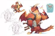 Delbin Reignited concepts
