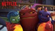 Skylanders Academy - Official Trailer - Netflix