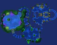 SWV wf map