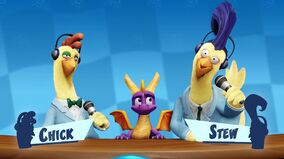 Spyro ChickStew