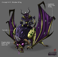 Shadow Wing concept