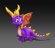 Spyro AHT model