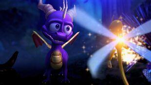 Spyro reunited with Sparx