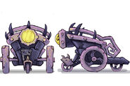 P Fire KartFront