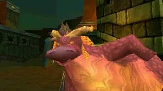 Spyro the Dragon -20- Terrace Village
