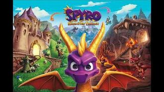 Soundtrack Main Theme Tease Spyro Reignited Trilogy