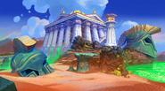 Desert Ruins ReignitedArt