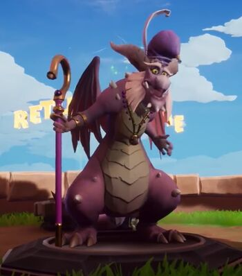 Reignited