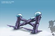P Ice Barricade