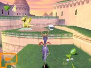 Spyro-early-statue