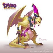 Jeff-murchie-spyro-dragon-reignited-boldar