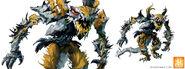 Orc concepts