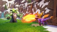 Spyro MagicCrafters Druids