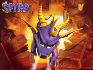 SpyroOrange Game Cover