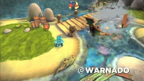 Meet the Skylanders Warnado (extended)