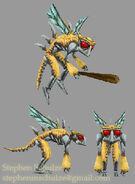 Goblin Messengers model