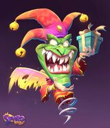 Jacques reignited art