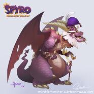 Jeff-murchie-spyro-reignited-astor-concept