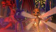 Spyro Guardians Sparx