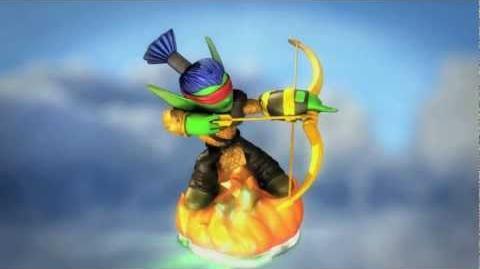 Skylanders Spyro's Adventure Updated Trailer - Flameslinger (Let the Flames Begin)