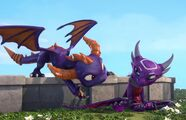 SpyroCynder Academy