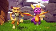 Spyro Hunter Sunrise Spring Reignited