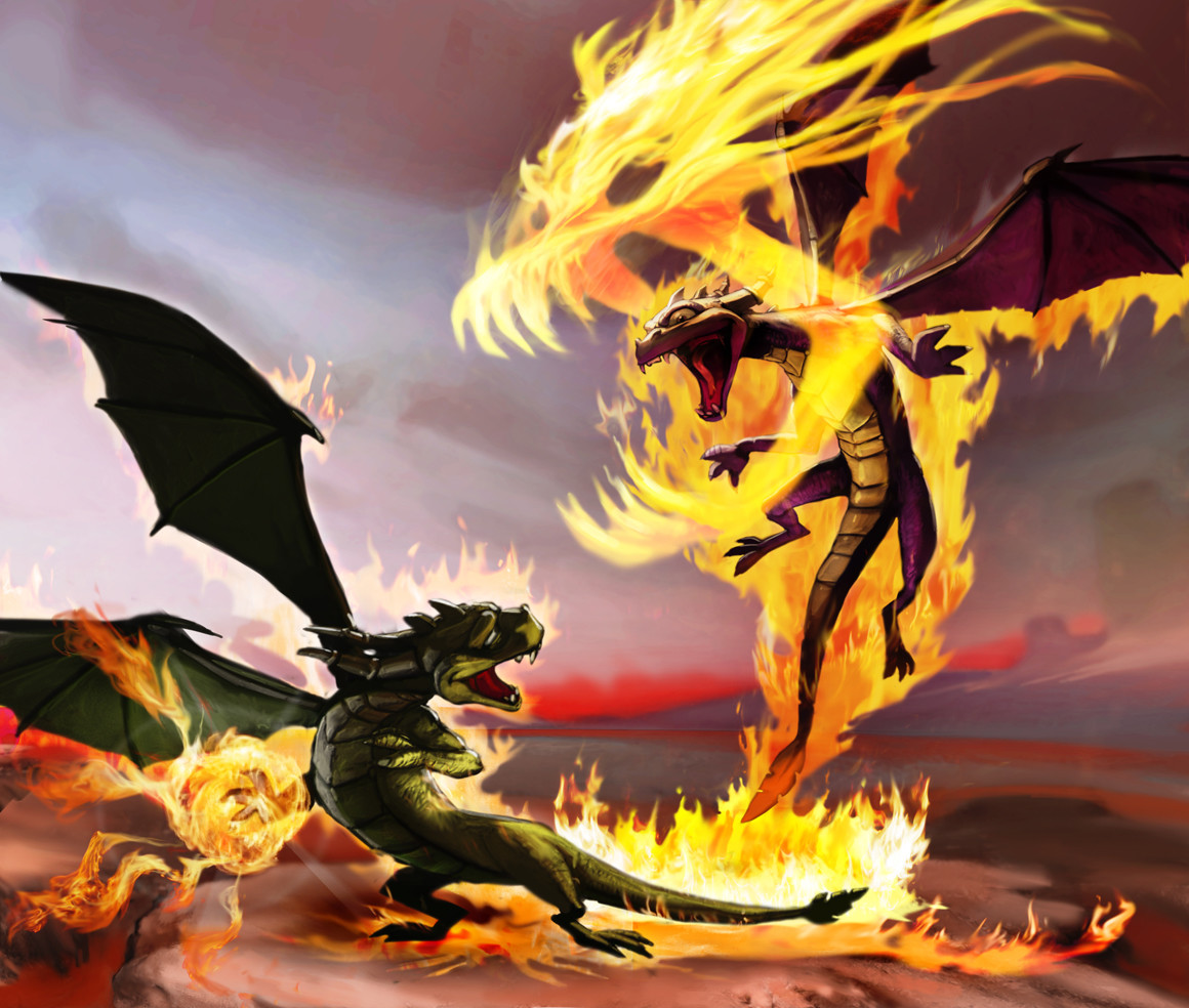 Image result for legend of spyro dark spyro concept art""