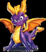 Spyro in Spyro Reignited Trilogy