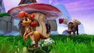 Spyro 3 Screenshot Sheila