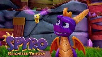 Spyro Reignited Trilogy Launch-Trailer DE