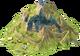 Artificial Mountain Construction