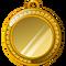 Asset Gold Medal