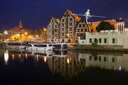 RealWorld Bydgoszcz Granary (Night)