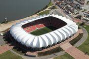 RealWorld Soccer Field