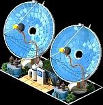Resbuilding Improved Solar Power Station