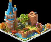Count's Castle Ruins