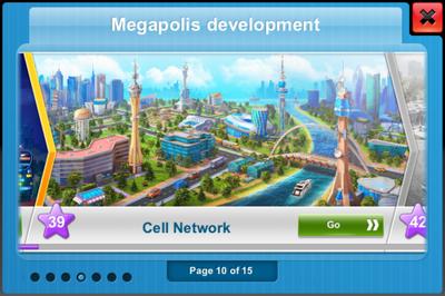Megapolis Development