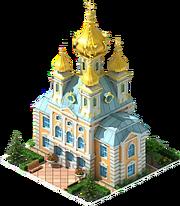 Peterhof Church Corps