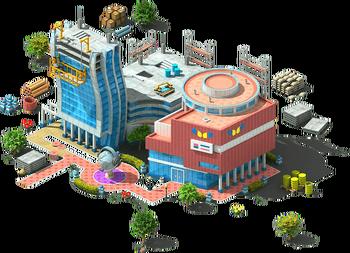 Telecommunications Agency Construction