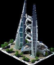 Bahrain WTC (Prehistoric)