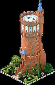 Old Water Tower in Landskrona