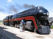 RealWorld Norfolk Locomotive Arch