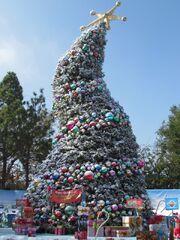 RealWorld Russian Christmas Tree